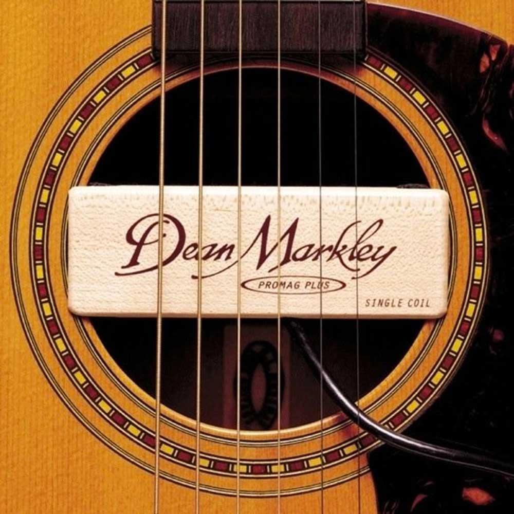 guitar pickups dean markley promag plus acoustic guitar soundhole pickup. Black Bedroom Furniture Sets. Home Design Ideas