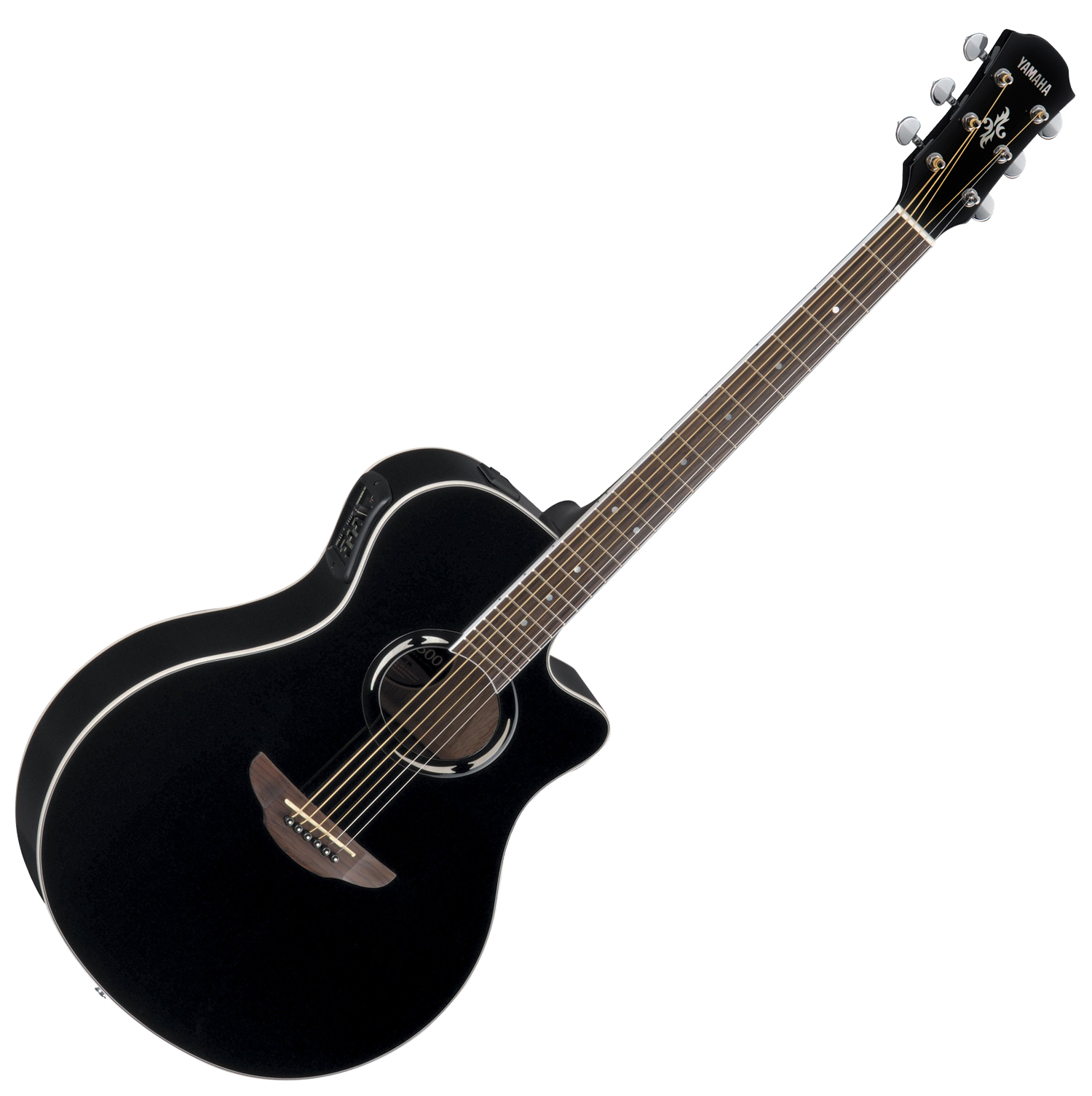 musicworks guitars acoustic electric guitars acoustic electric guitar yamaha apx. Black Bedroom Furniture Sets. Home Design Ideas
