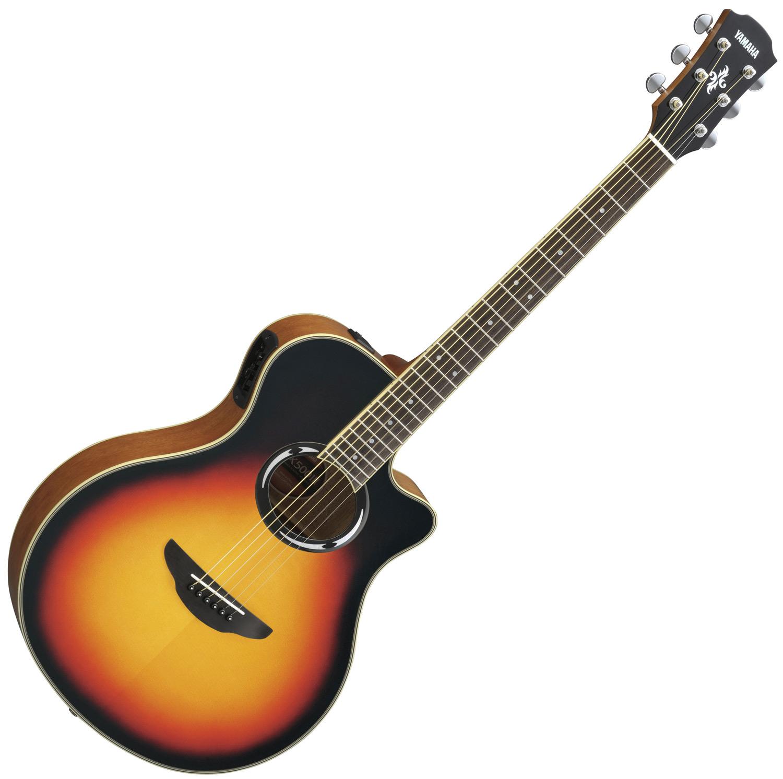 Yamaha Apxacoustic Electric Guitar