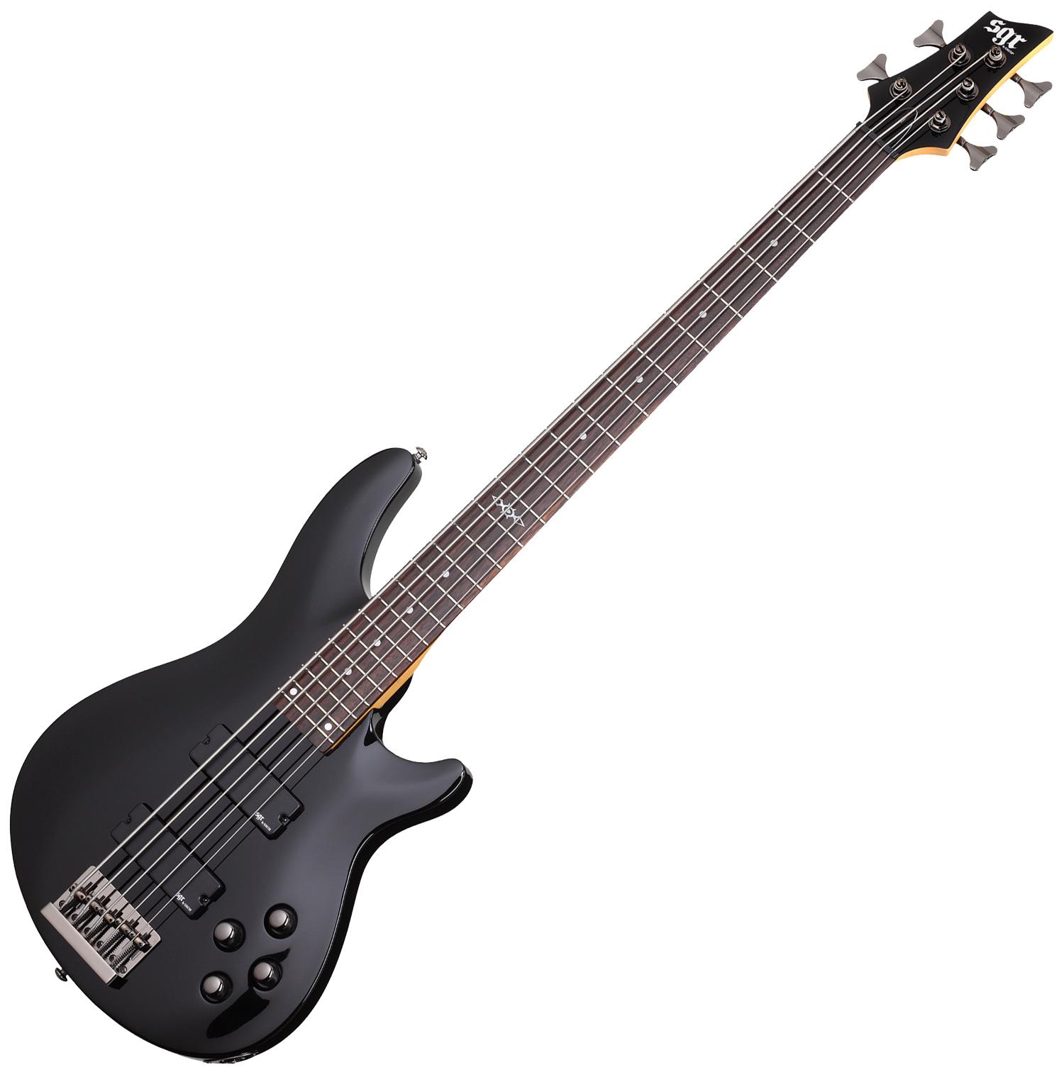 5 string bass guitars 5 string bass guitars schecter sgr c5 bass guitar 5 string black. Black Bedroom Furniture Sets. Home Design Ideas