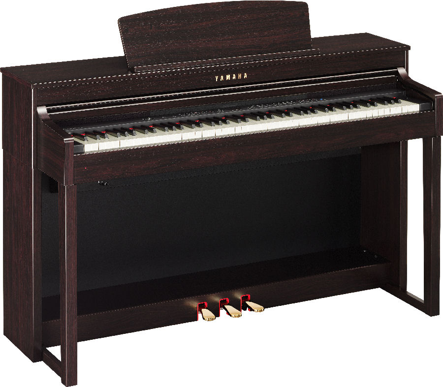 Musicworks digital pianos yamaha clavinova clp series for Yamaha clavinova clp 500