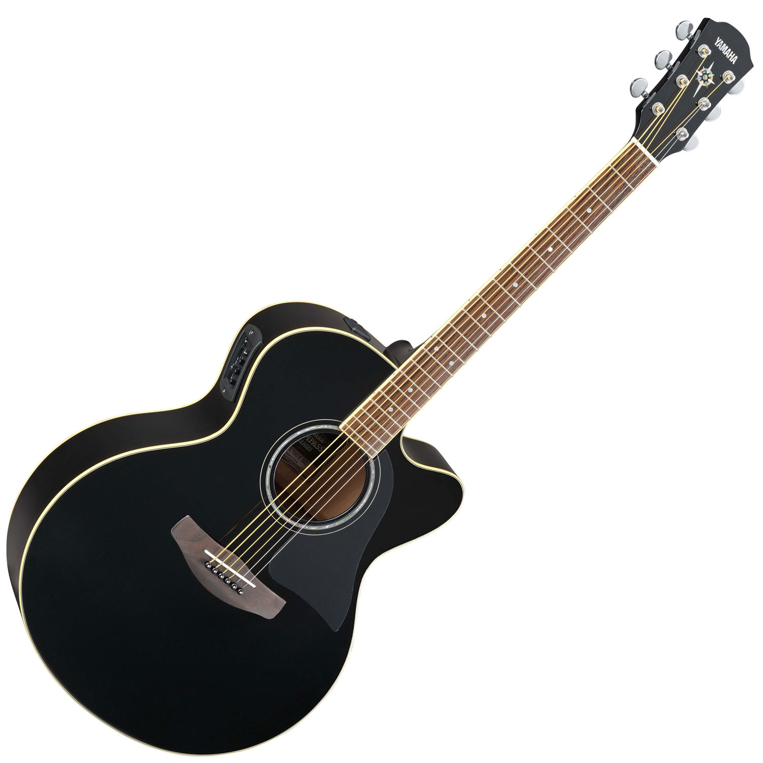 musicworks guitars acoustic electric guitars acoustic electric guitar yamaha cpx. Black Bedroom Furniture Sets. Home Design Ideas