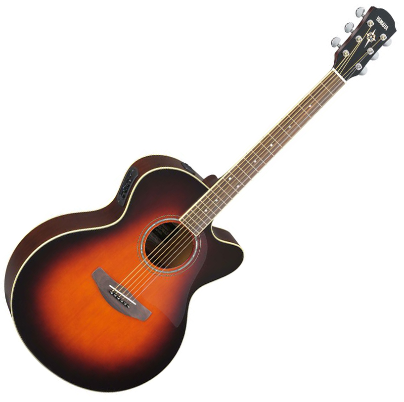 musicworks guitars acoustic electric guitars acoustic electric guitar yamaha cpx. Black Bedroom Furniture Sets. Home Design Ideas