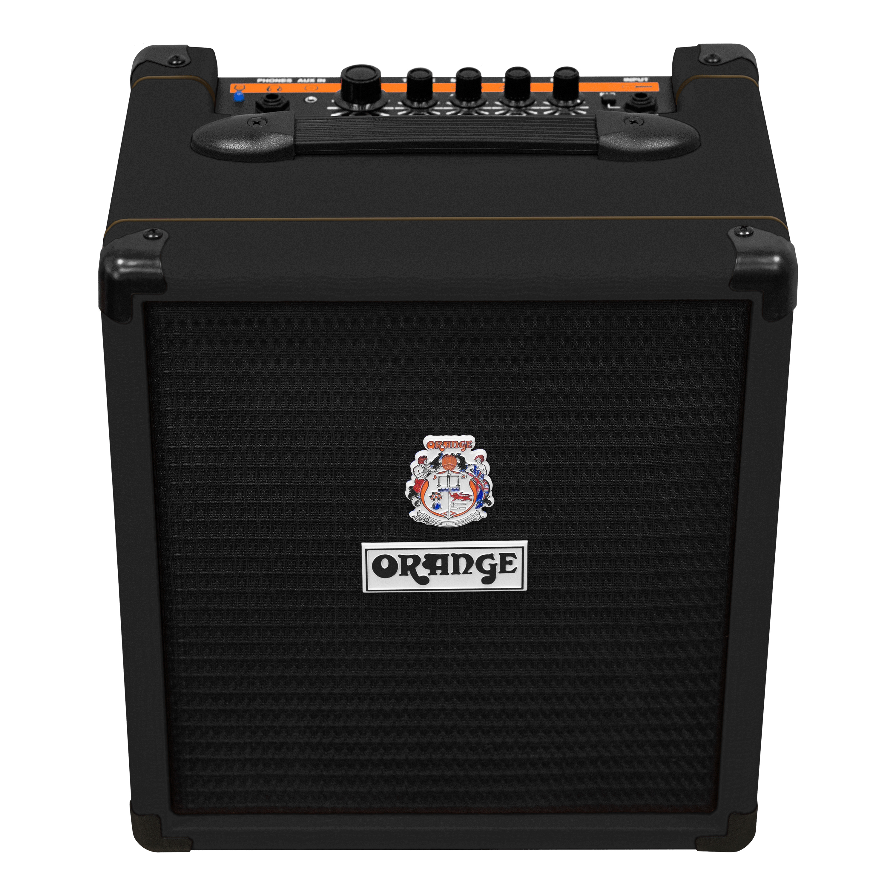 musicworks bass guitar combo amplifiers bass combos orange amp combo bass crush 25w black. Black Bedroom Furniture Sets. Home Design Ideas