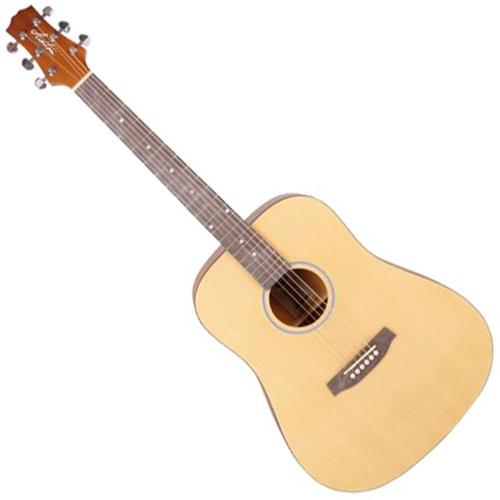 Acoustic Left Handed Acoustic Left Handed Ashton D20l Acoustic Left Handed Matte Natural