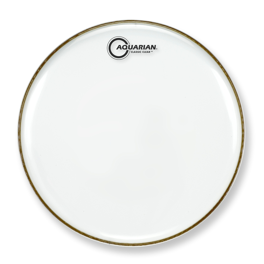 snare drum heads aquarian classic clear snare side 14 inch drum head. Black Bedroom Furniture Sets. Home Design Ideas