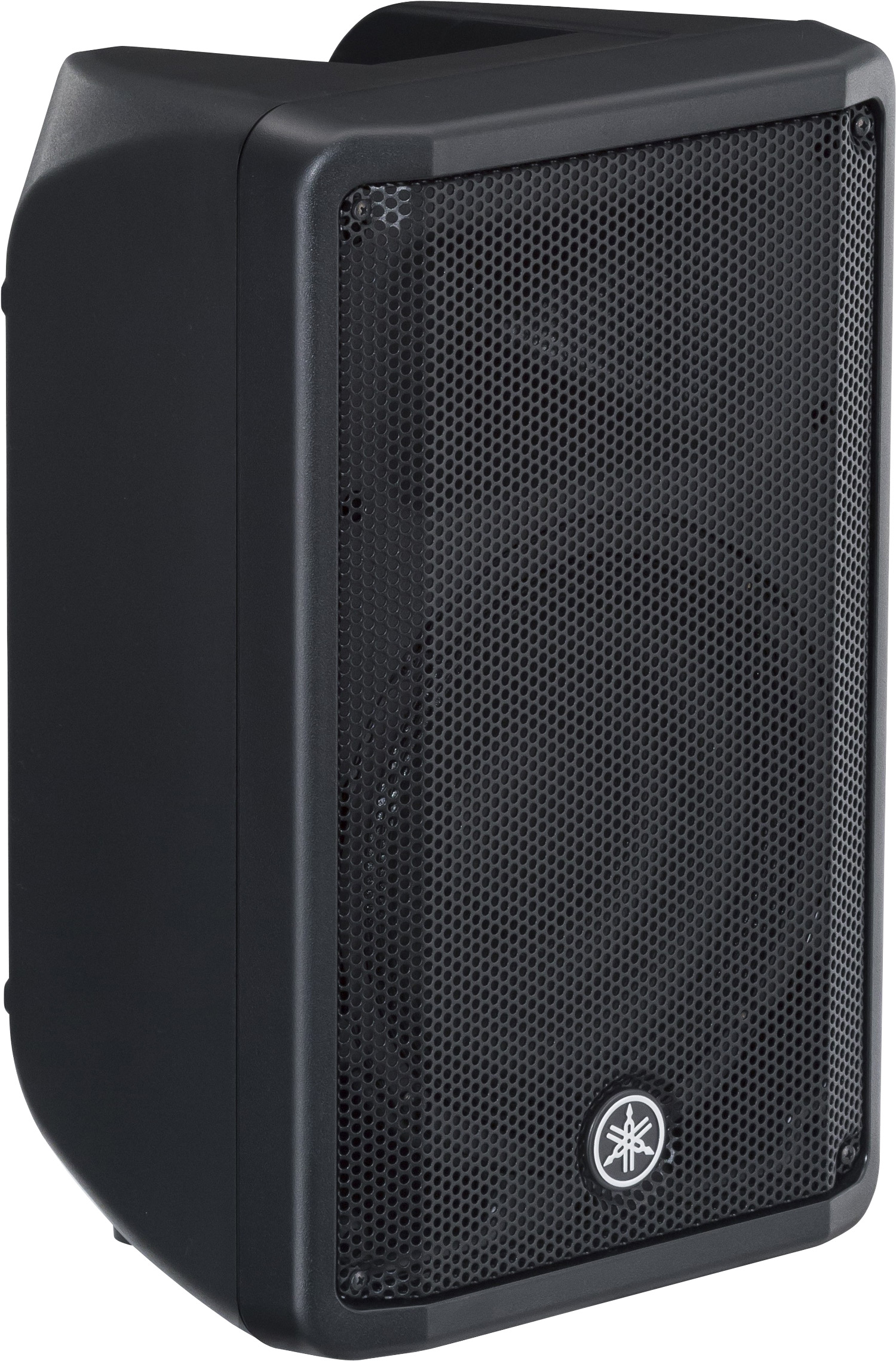 Musicworks pa powered speakers front of house speakers for Yamaha powered speakers review