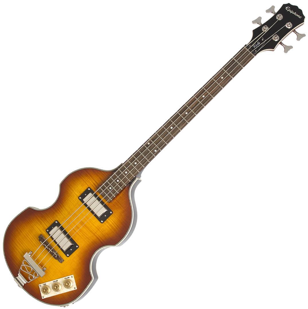 musicworks guitars bass guitars 4 string bass guitars epiphone bass electric viola vs. Black Bedroom Furniture Sets. Home Design Ideas