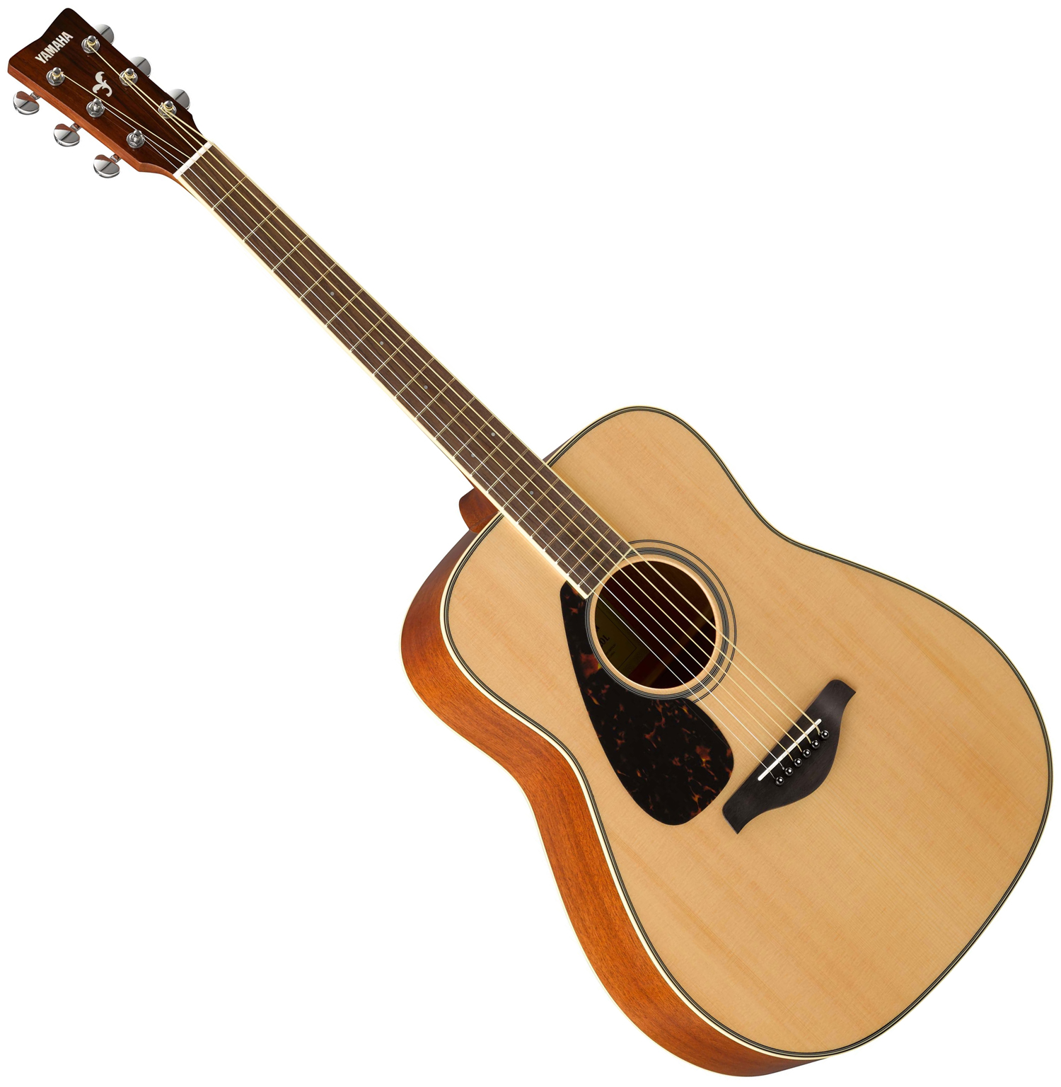 Acoustic Left Handed Acoustic Left Handed Yamaha Fg820 Solid Top Acoustic Guitar Left Hand Natural