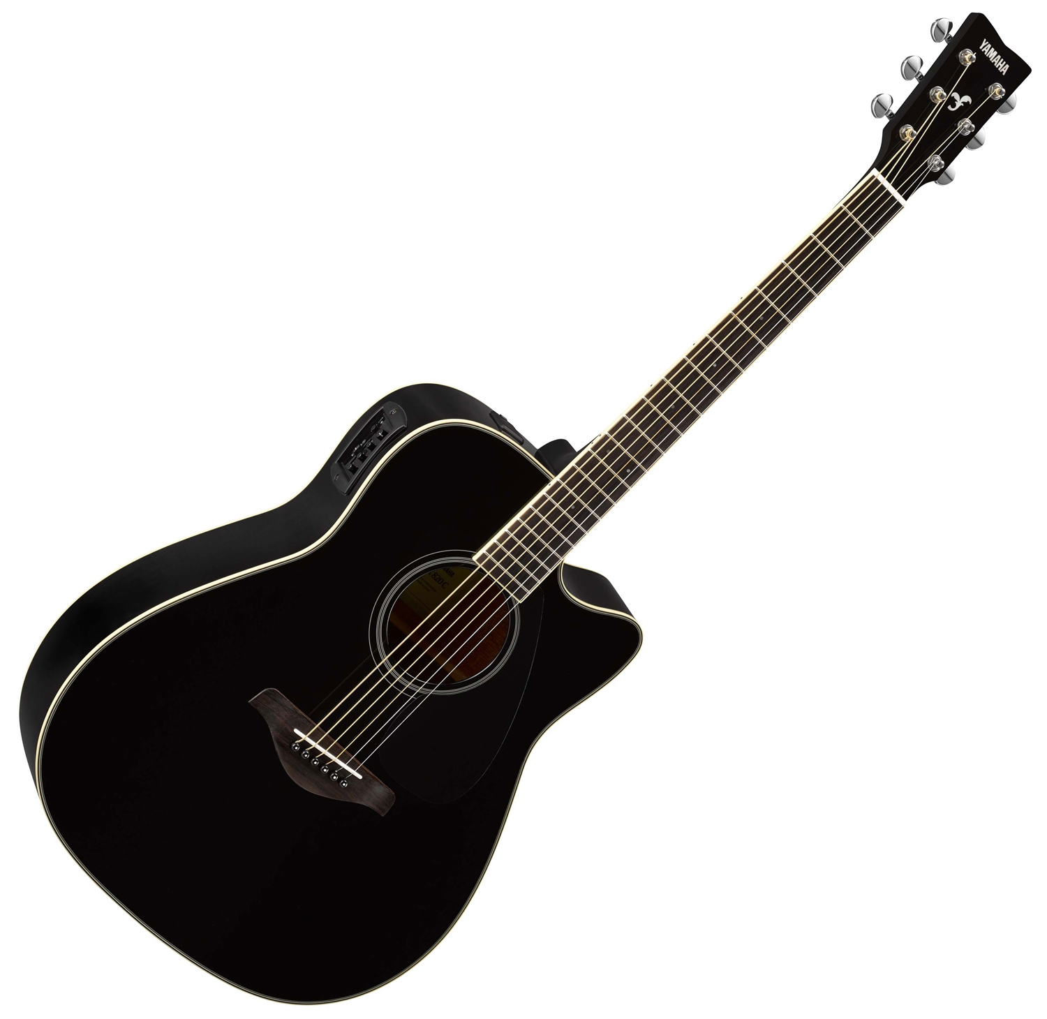 musicworks guitars acoustic electric guitars acoustic electric guitar yamaha fgx solid. Black Bedroom Furniture Sets. Home Design Ideas