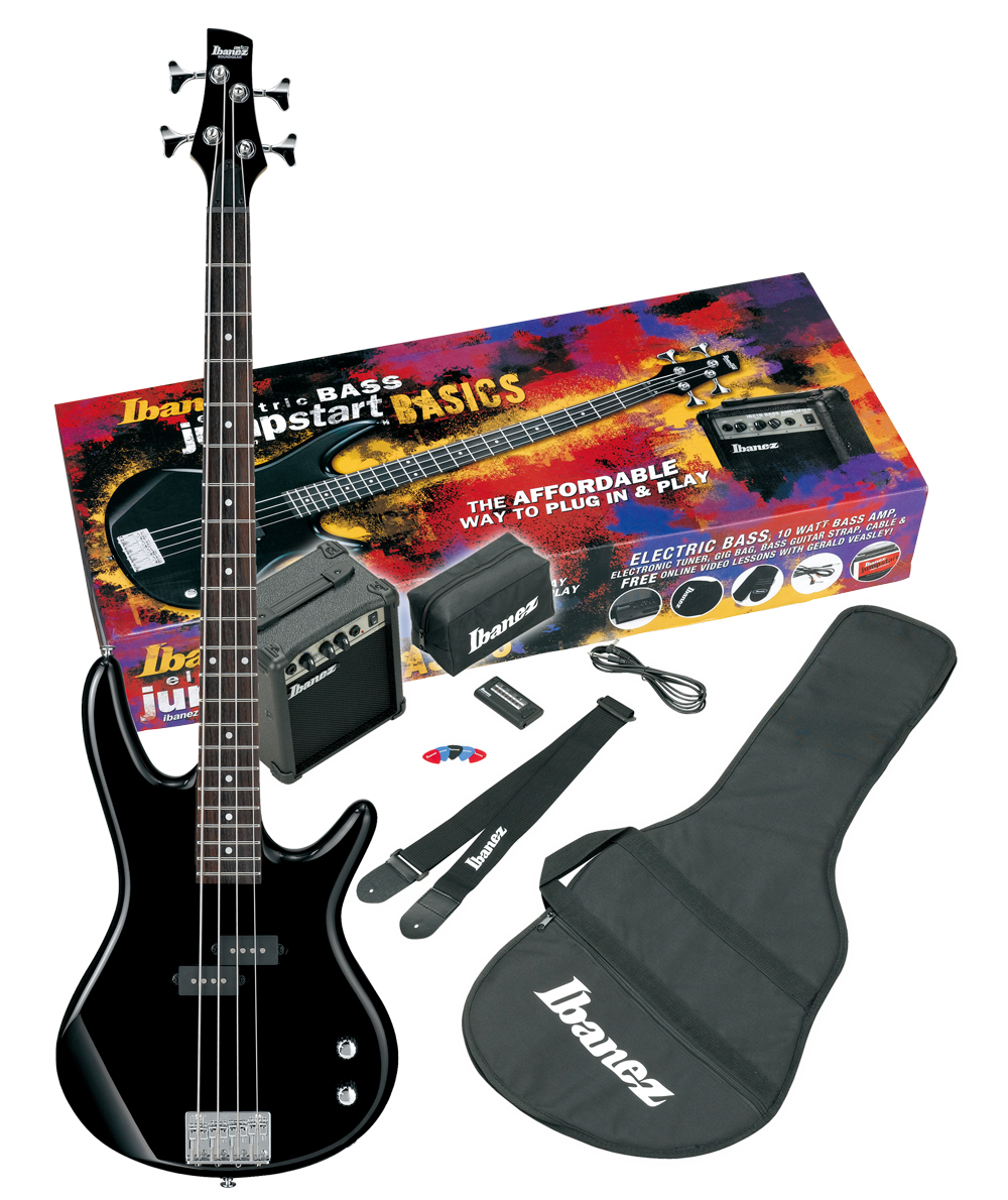 ibanez bass pack: