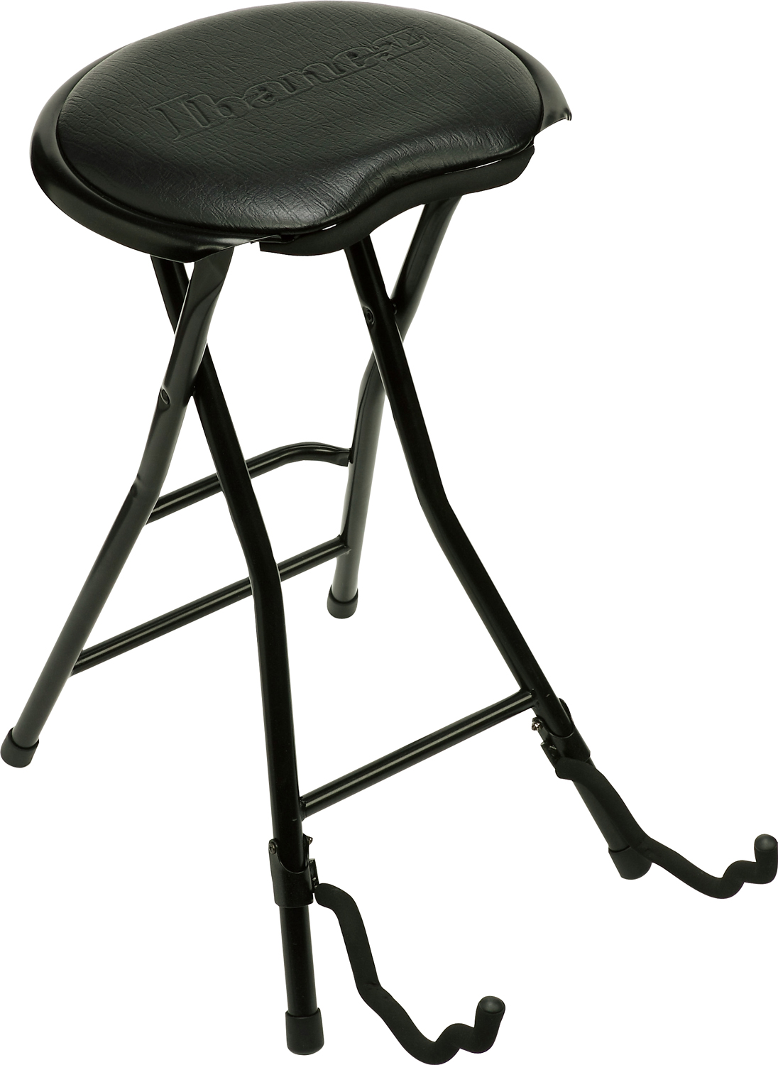 musicworks guitar accessories guitar stands guitar stands ibanez chair guitar stand. Black Bedroom Furniture Sets. Home Design Ideas