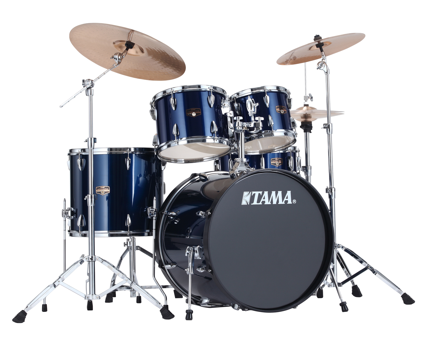 musicworks drums percussion rock drum kits rock kits tama imperialstar 5 piece rock. Black Bedroom Furniture Sets. Home Design Ideas