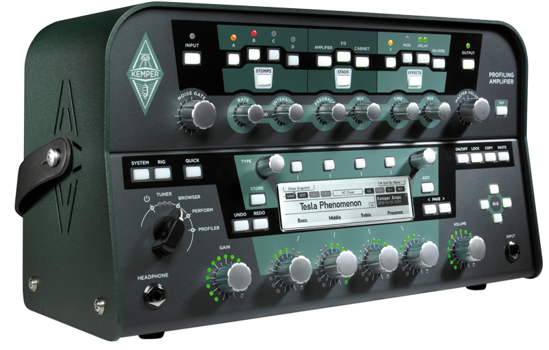 MusicWorks : Guitar Amplifier Heads - Guitar Heads - Kemper