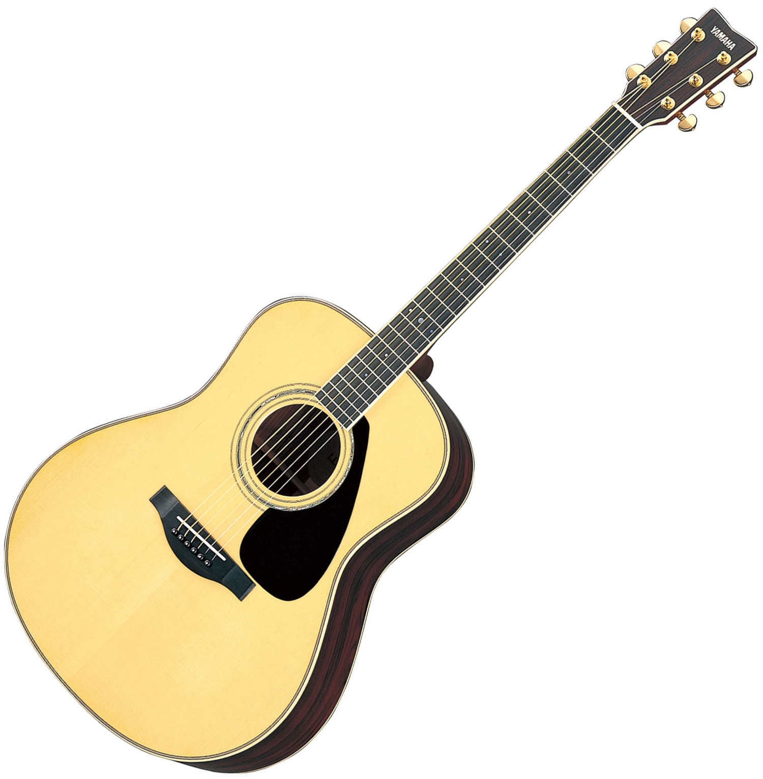 musicworks guitars acoustic guitars acoustic guitars yamaha ll handcrafted acoustic guitar. Black Bedroom Furniture Sets. Home Design Ideas