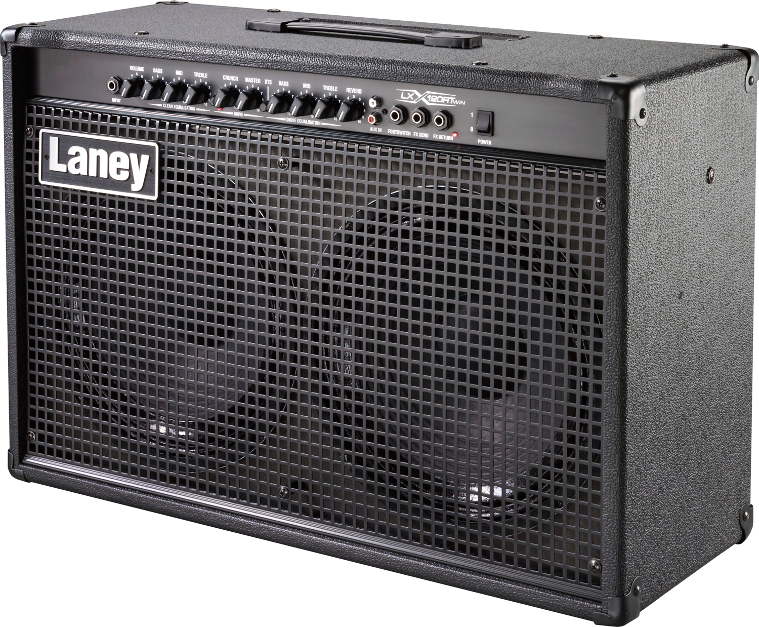 musicworks guitar combo amplifiers guitar combos laney lx 120w 2x12 guitar amp combo. Black Bedroom Furniture Sets. Home Design Ideas