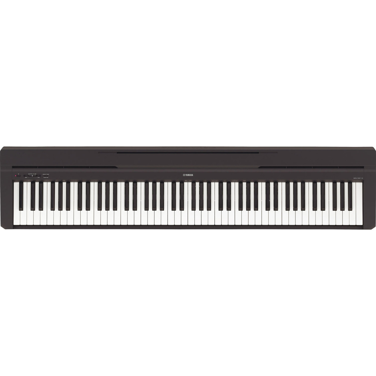 musicworks digital pianos stage pianos stage piano yamaha p45 digital stage piano 88 note. Black Bedroom Furniture Sets. Home Design Ideas