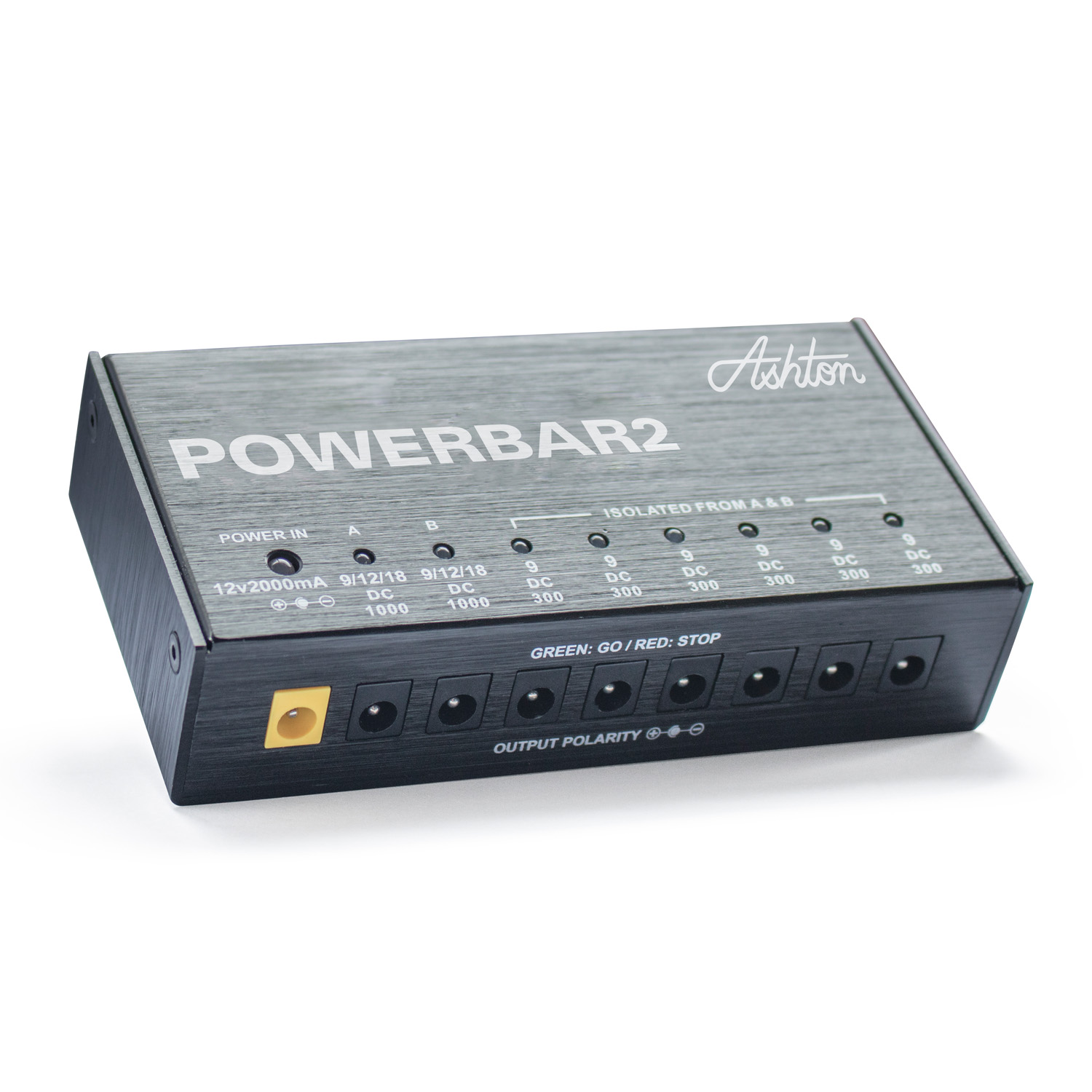 MusicWorks : Guitars - Power Supply Pedals - Power Supplies - Ashton