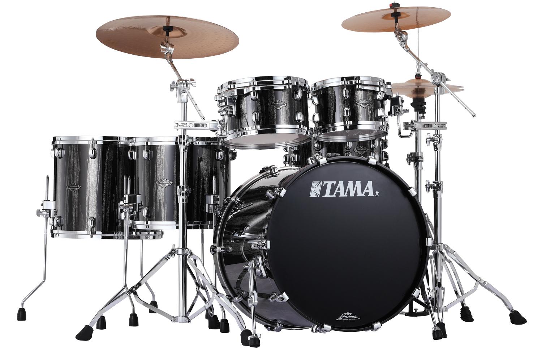 musicworks drums percussion rock drum kits rock kits tama starclassic birch bubinga 6. Black Bedroom Furniture Sets. Home Design Ideas