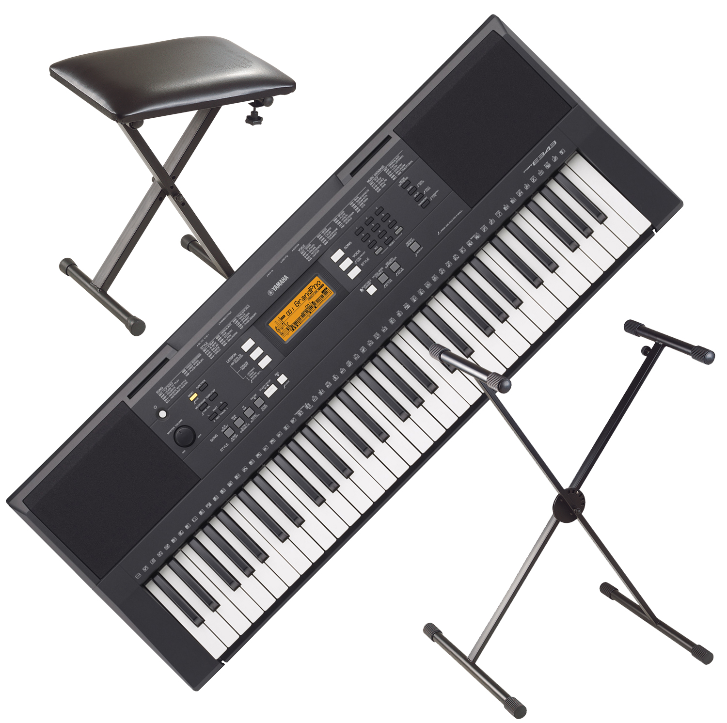 Musicworks portable keyboards home keyboards home Keyboard stand and bench