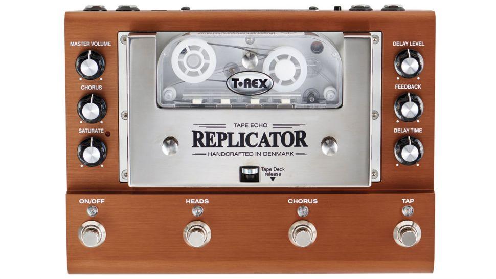 musicworks guitars effect pedals effect pedals t rex tape echo effect pedal. Black Bedroom Furniture Sets. Home Design Ideas