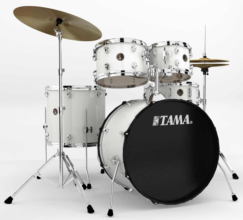 musicworks drums percussion rock drum kits rock kits tama rhythm mate drum kit 5 piece. Black Bedroom Furniture Sets. Home Design Ideas