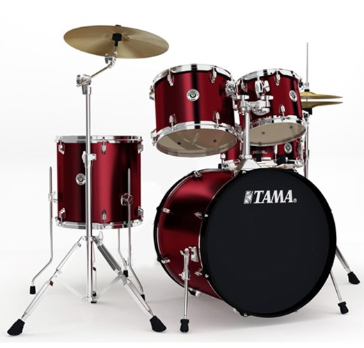 musicworks drums percussion jazz drum kits jazz kits tama swingstar 5 piece jazz drum. Black Bedroom Furniture Sets. Home Design Ideas