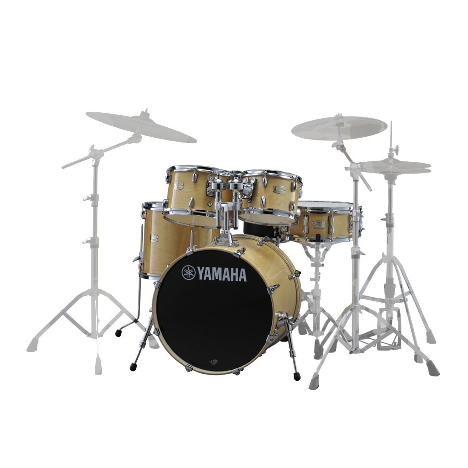 musicworks drums percussion jazz drum kits jazz kits yamaha stage fusino jazz kit. Black Bedroom Furniture Sets. Home Design Ideas