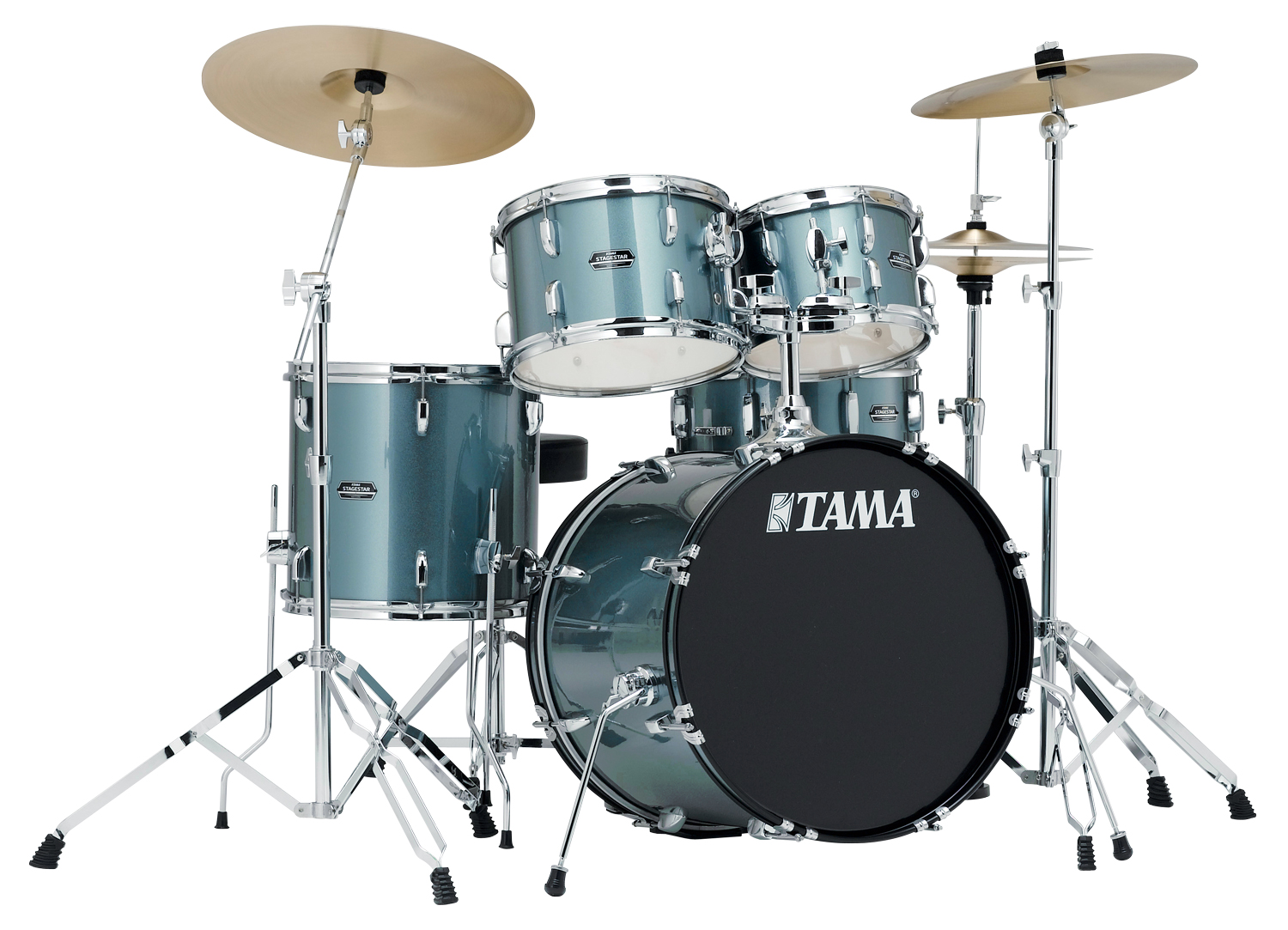 musicworks drums percussion jazz drum kits jazz kits tama stagestar 5 piece jazz drum. Black Bedroom Furniture Sets. Home Design Ideas