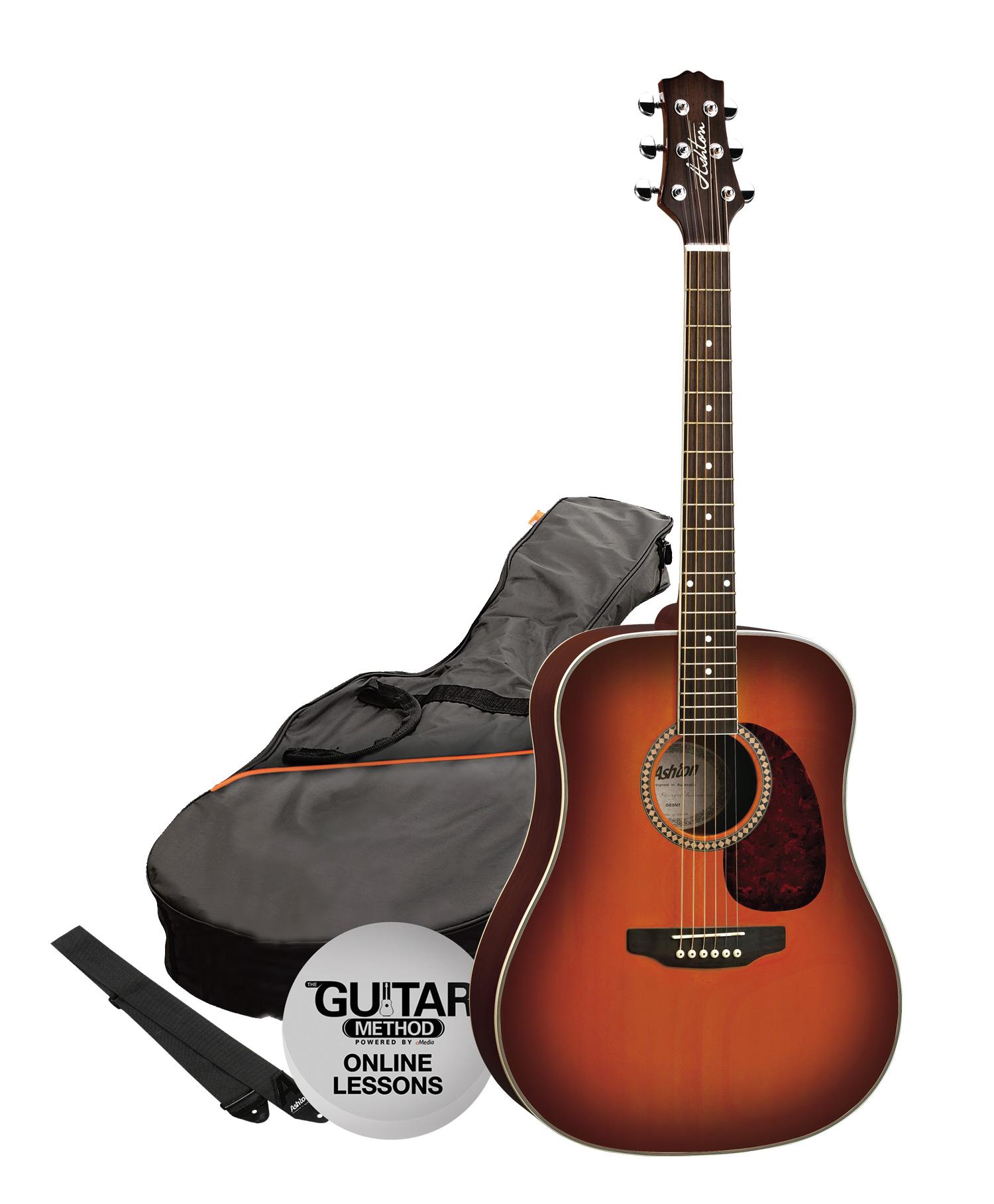 Musicworks Guitars Acoustic Guitar Packs Acoustic Guitar Pack