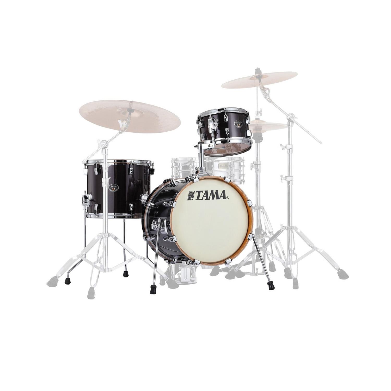 musicworks drums percussion be bop drum kits be bop kits tama silverstar custom 3. Black Bedroom Furniture Sets. Home Design Ideas