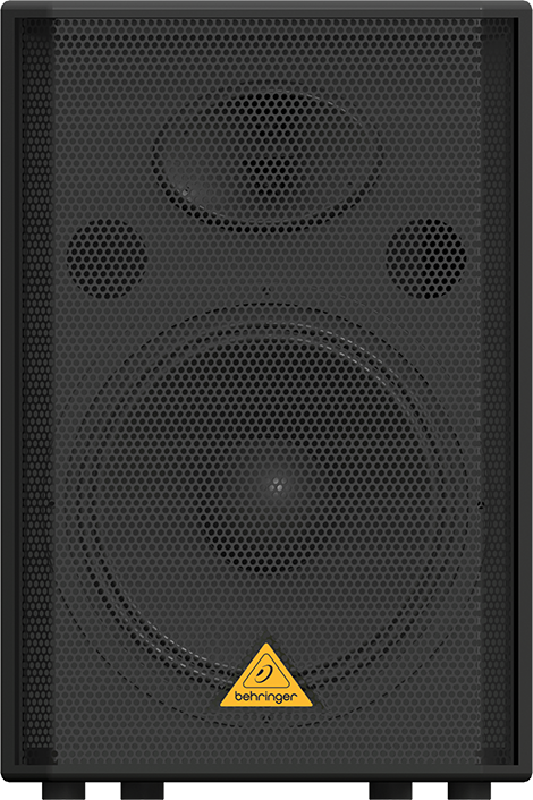 musicworks p a unpowered speakers front of house speakers front of house behringer. Black Bedroom Furniture Sets. Home Design Ideas