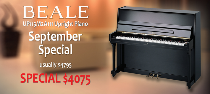 Beale UP115M2 Upright Piano Sale