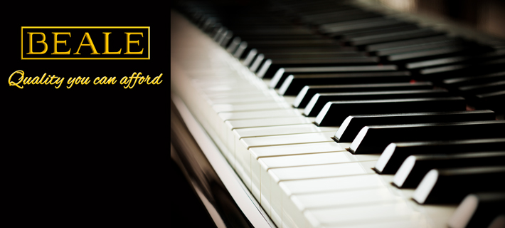Beale Upright Piano Quality You Can Afford