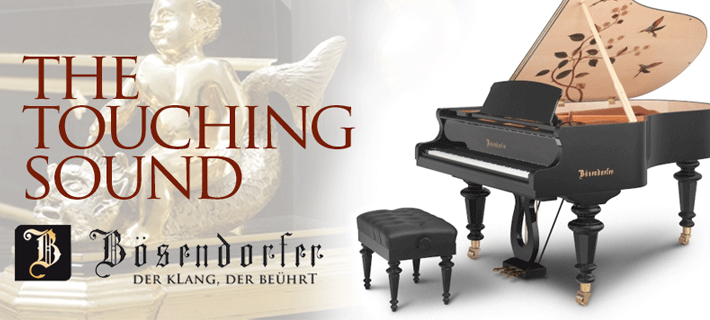 Bosendorfer Grand Piano Touching the Sound