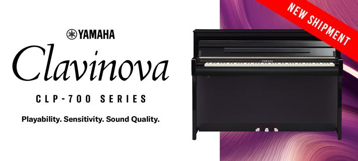 Check out of Yamaha Clavinova's Here.