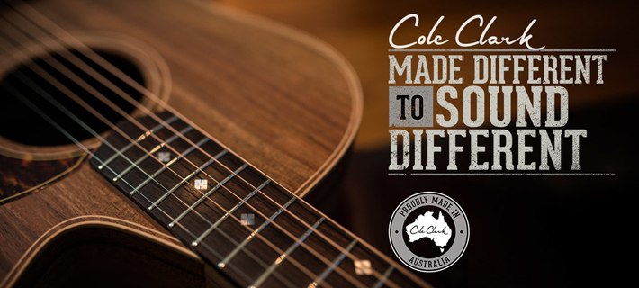 Cole Clark Guitars In Store Now!