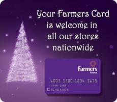 Farmers Card Xmas