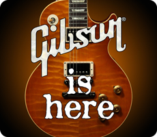 Gibson 2015 is here