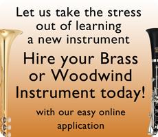 Instrument Rental Programme 2018