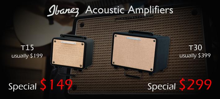 Ibanez Toubadour Acoustic Amps Special