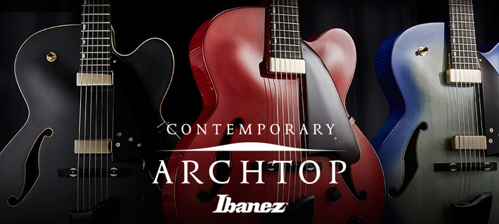 Ibanez Contemporary Archtop