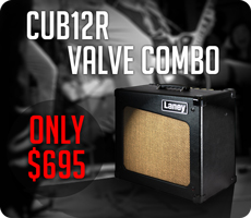 Laney CUB12R Valve Combo Only $695!
