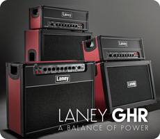 Laney GHR Guitar Amps