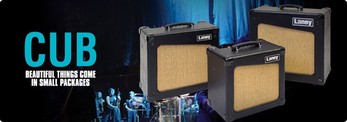 Laney Cub Series Valve Amps