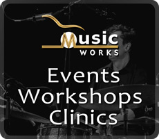 MusicWorks Events Workshops and Clinics