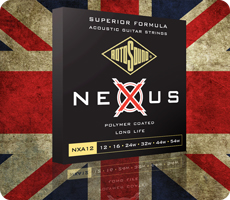 Rotosound Nexus Acoustic Coated Strings