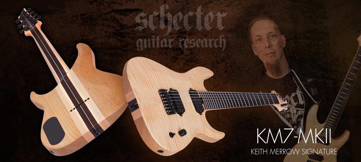 Schecter Keith Merrow Signature 7-String