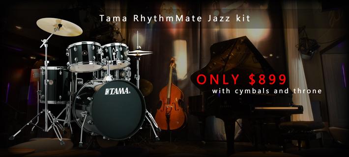 Tama Rhythm Mate 5-Piece Kit Special