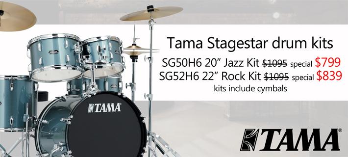 Tama Stagestar Drum Kit Special